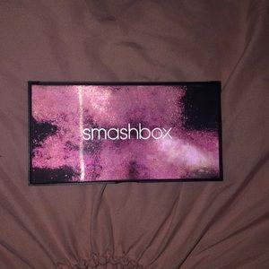 Smashbox cover shot : golden hour eye pallete